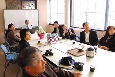 村田ボーリング技研�訪問