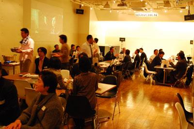 ポータルサイトサミットin静岡 2次会の様子
