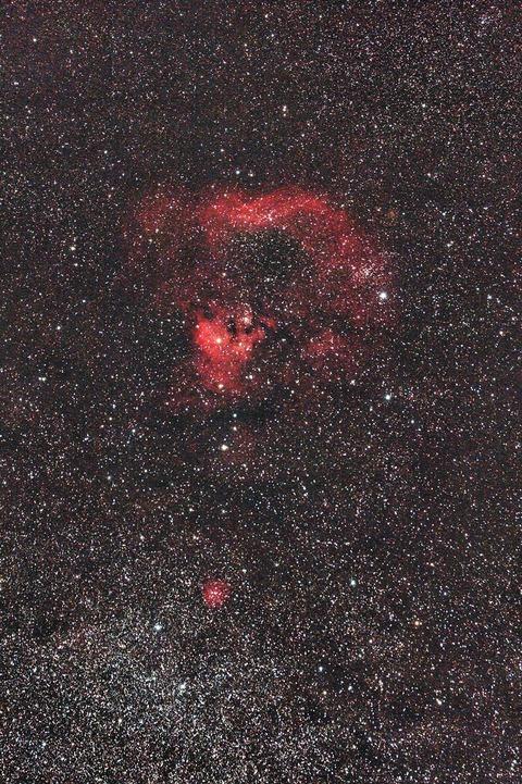 s-シグマ150mmによるカシオペア座クエッションマーク星雲_sd_sh