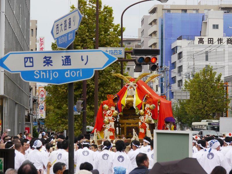 ... の彩り雅やかに : 2012 春日祭