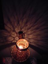ルームビダニィの灯り