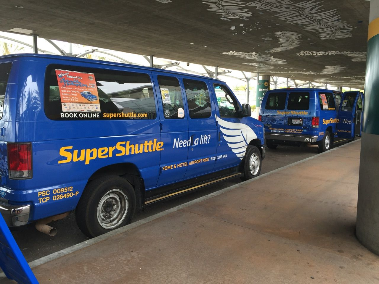 Sea Breeze Shuttle is San Diego's preferred transportation provider. Late model vans and uniformed drivers will pick you up at San Diego Airport and take you to any hotel or residence in San Diego County.