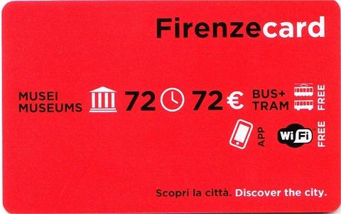 FirenzaCard