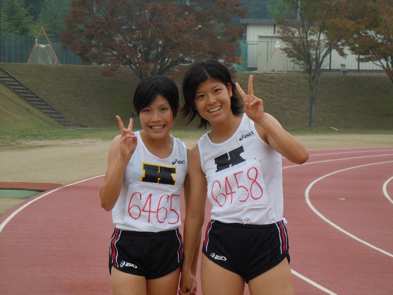 DIARY of KEIO UNIV. T&F MANAGERS:2011年11 ...