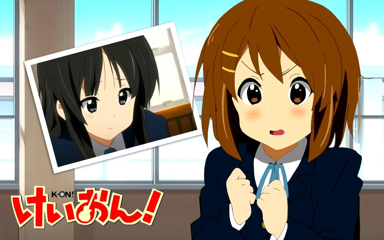 けいおん 平沢唯のうんたん 壁紙 動画 けいおん 壁紙 澪 E
