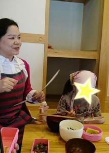 「綺麗な箸の持ち方」と「きちんとしたお味噌汁」を作れる子どもたちに♡