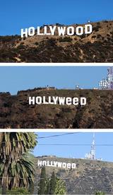 Hollywood-悪戯