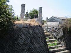 1-1石柱門
