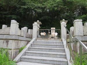 1出光佐三の墓所