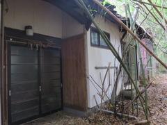 10日吉社・廃屋玄関
