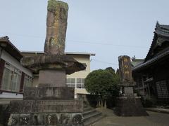 4酒野神碑と改築費