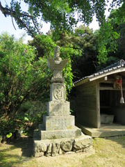 大原神社宝篋印塔