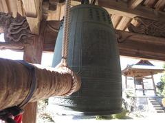 5東禅寺梵鐘二つ