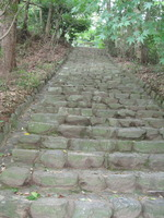 4垂裕神社石段