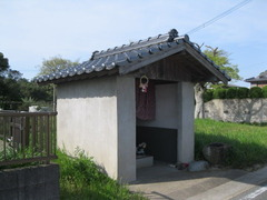 1江口薬師堂