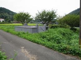 1千代松様墓