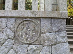 13日吉社・石垣左