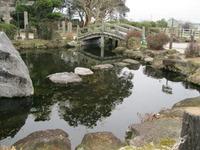 49御勢大霊石神社の池