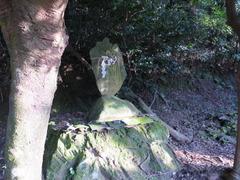 12高樹社社日神社碑