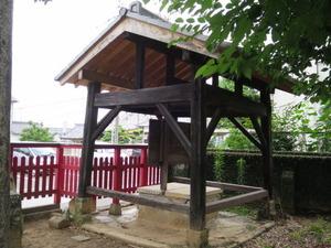 3赤間辻井戸(須賀神社)