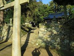 14野坂神社社殿