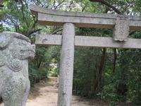 3松尾宮鳥居と参道