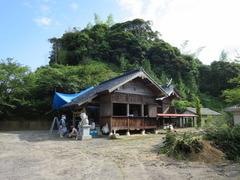 黒山厳嶋神社3社殿