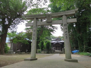 6須賀神社正面三の鳥居