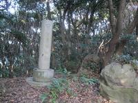 9村社昇格記念碑周辺