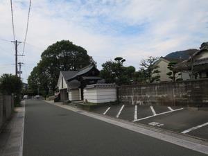 2松尾家と今井神社杜