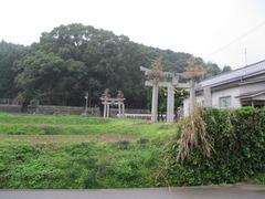 1外参道・老人の家・畑
