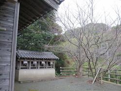 4愛宕神社境内神社