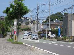 3宮田峠道