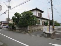 2郡屋黒田藩御用米倉庫跡