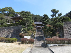 1東禅寺前景