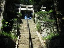 85尾降神社