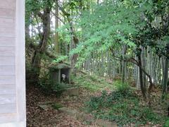 2福崎大師堂祠と杜