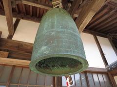2東禅寺建保梵鐘