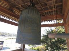 5東禅寺新しい梵鐘