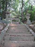 松尾宮石段