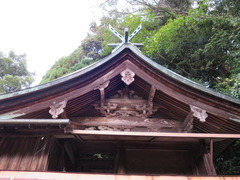 3高樹社神殿