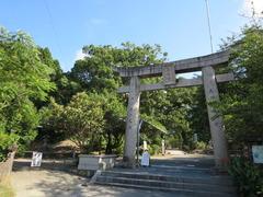 高倉神社鳥居