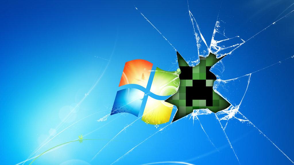 Minecraft-broken-windows