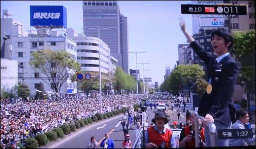 パレード�