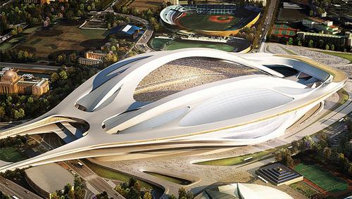 ザハの建築をどう考える?!「市民とともに考える新国立競技場の着地点」