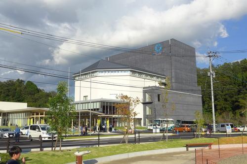 水害被災からよみがえり、竹田市総合文化ホール「グランツたけた」開館しました!
