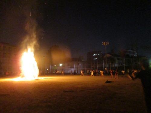 2017年度 芸工祭・火祭が開催されました!2017.10.8