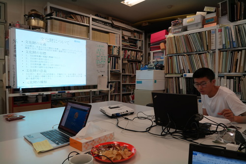第11回ふ印ラボ学生定例ゼミ2017.6.27