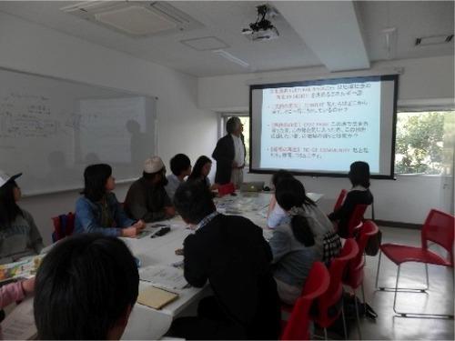 「環境遺産デザインプロジェクト3」4/21(火)の授業が行いました。