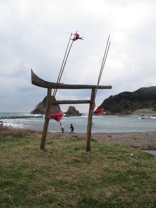 宗像・大島で調査をしてワークショップに参加してきました。2016.1.12(土)-13(日)